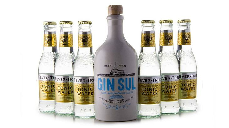 Gin Sul mit Tonic Water
