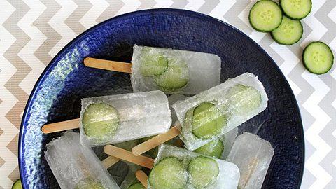 Gefrorene Promille: Gin Tonic als Eis am Stiel - Foto: via portandfin.com
