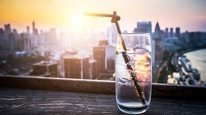 Partyliebling: Gin Tonic - Foto: iStock/yongyuan