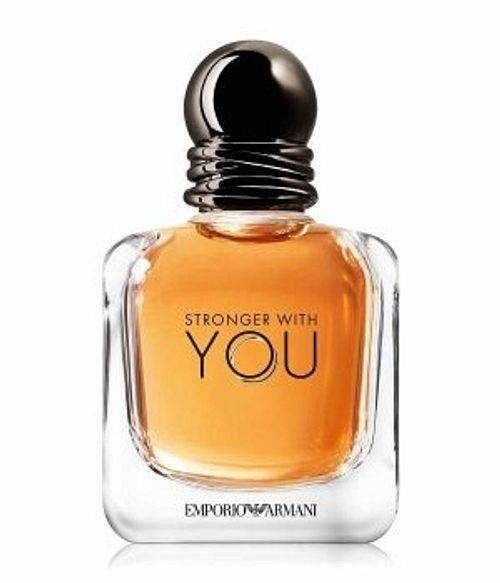 Stronger with you, Armani