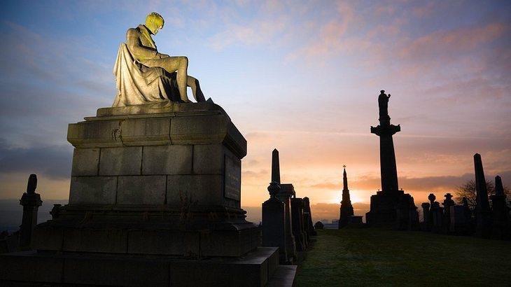 Die Glasgow-Necropolis