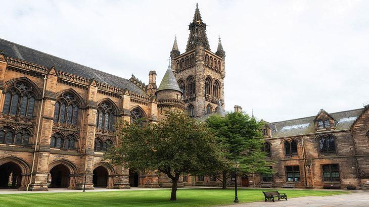 Die Universität von Glasgow