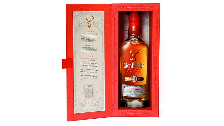 Glenfiddich 21 Years Old Gran Reserva Whisky