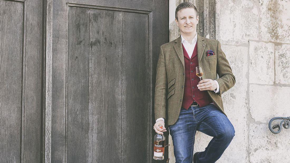 Markus Heinze, Brand Ambassador für Glenfiddich