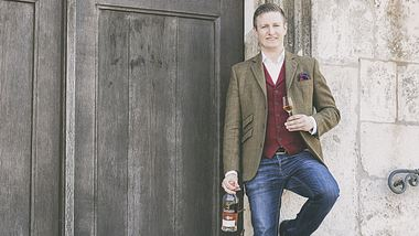 Markus Heinze, Brand Ambassador für Glenfiddich - Foto: Constantijn Gubbels