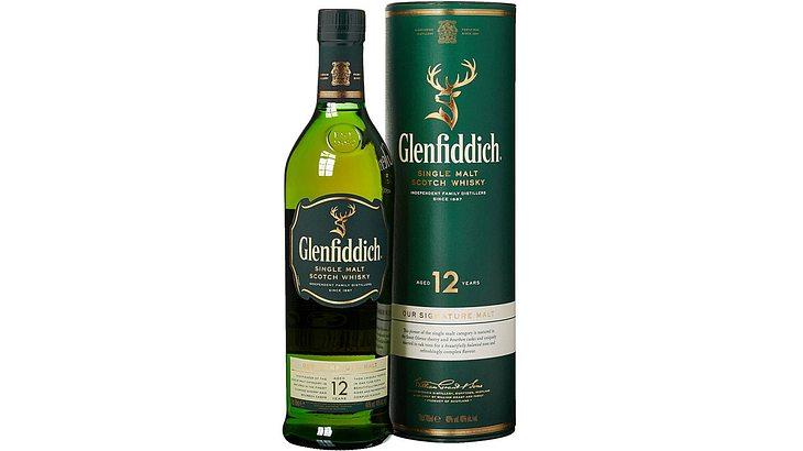 Glenfiddich Signature Single Malt Scotch 12 Jahre