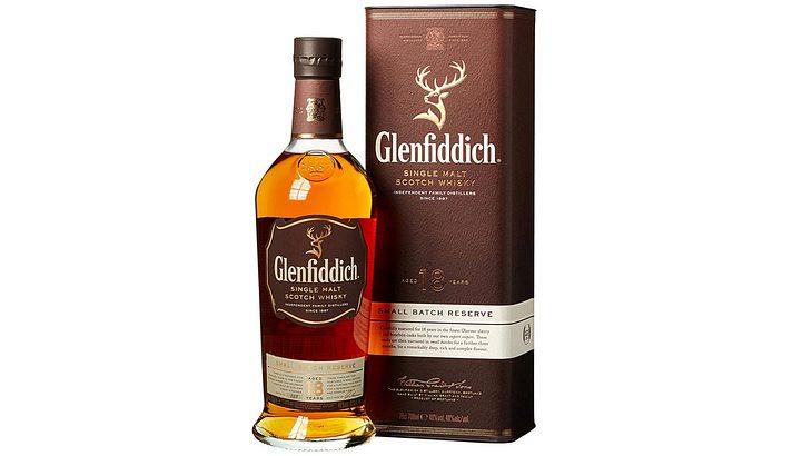 Glenfiddich Small Batch Reserve Single Malt Scotch 18 Jahre