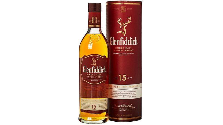 Glenfiddich Solera VAT 15 Jahre Single Malt Scotch Whisky