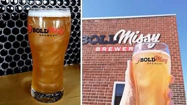 Wird Glitzer-Bier der neue Trend? - Foto: Twitter / Beervana; Instagram / ohshanda