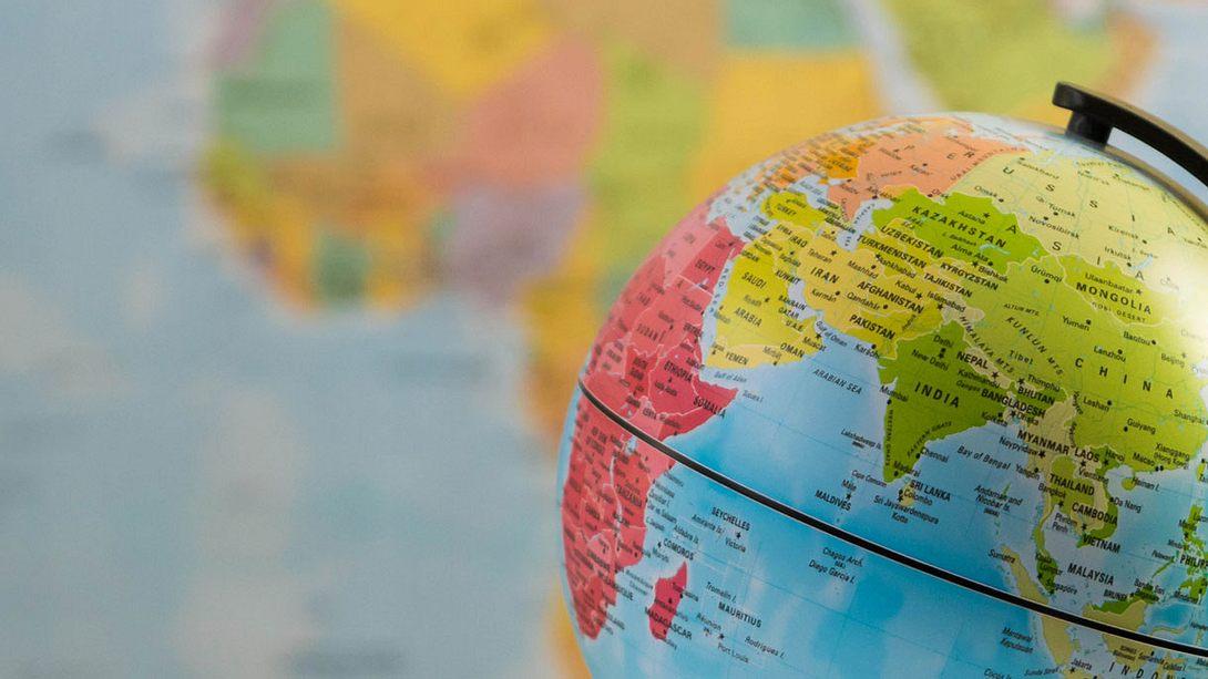Das sind die größten Länder der Welt