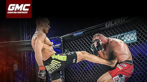 GMC 11: Deutsche MMA-Elite kommt nach Castrop-Rauxel