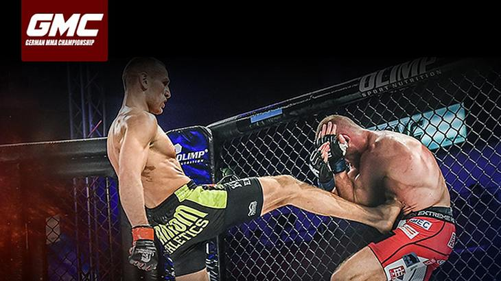 German MMA Championship: Am 22. April 2017 steigt GMC 11 in der Olympiahalle in Castrop-Rauxel