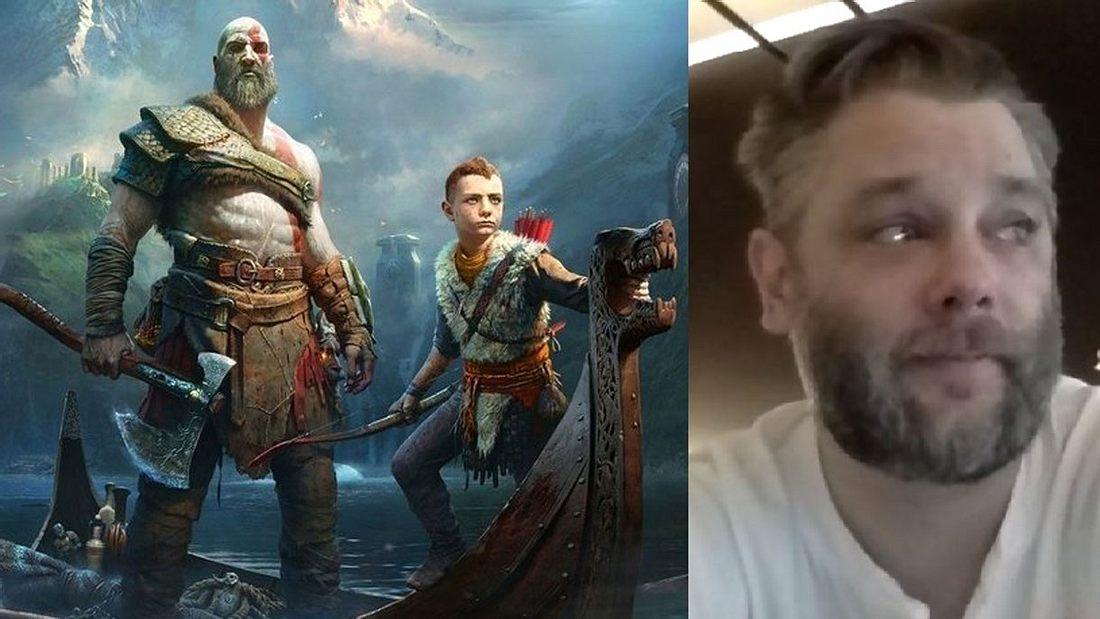 Game Director Cory Barlog ist zu Tränen gerührt