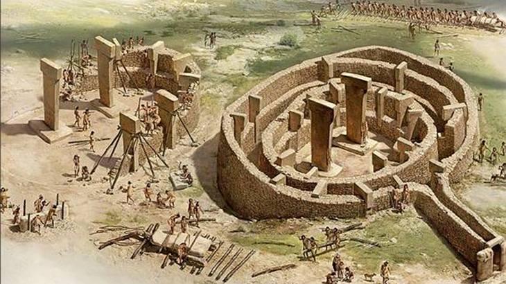 Göbekli Tape - die älteste Tempelanlage der Welt