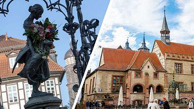 Sehenswürdigkeiten in Göttingen - Foto: iStock / BanarTABS / iStock / kotina (Collage Männersache)