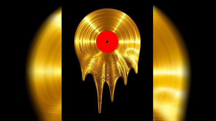 Die Goldene Schallplatte: warum sie heute nichts wert ist