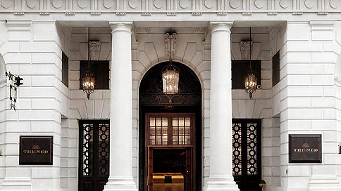 Goldrausch im Midland Bank-Hotel