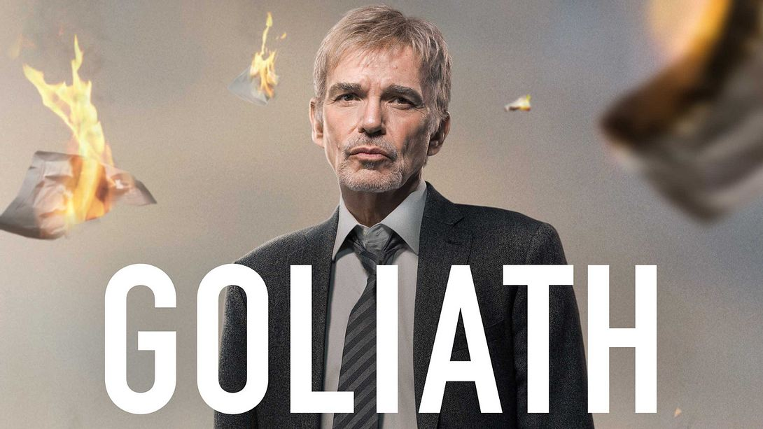 Amazon Prime Video: Anwalts-Serie Goliath bekommt Staffel 2