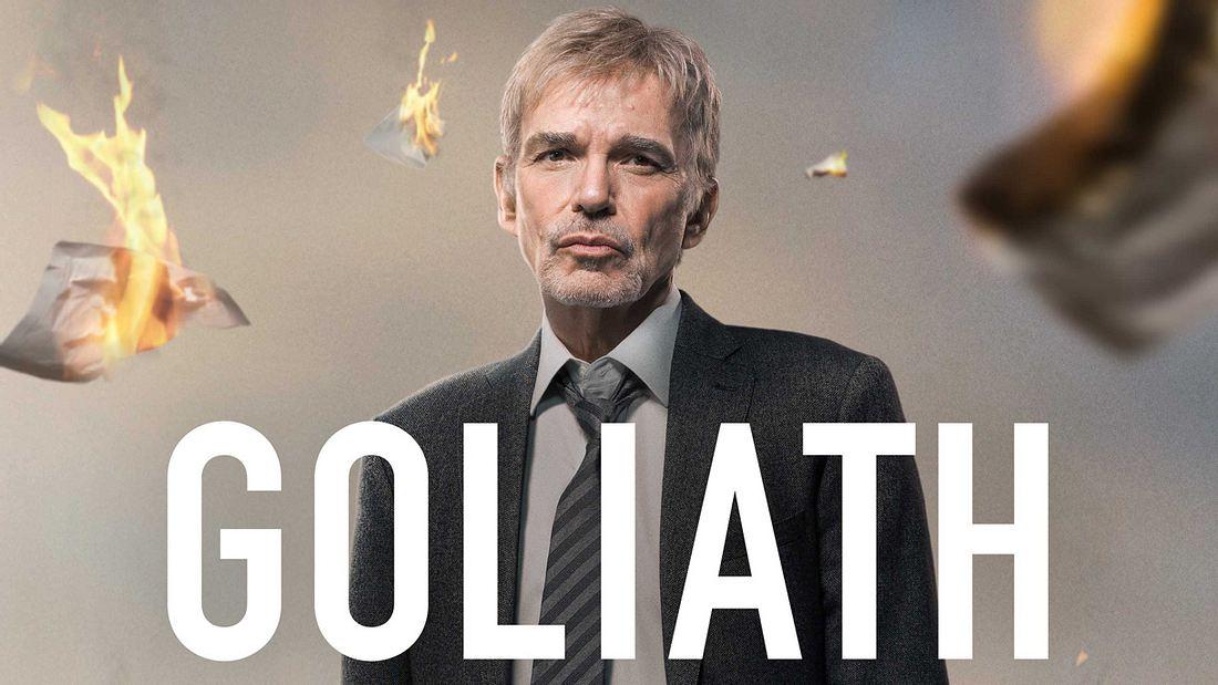 Die Amazon-Prime-Serie Goliath bekommt Staffel 2