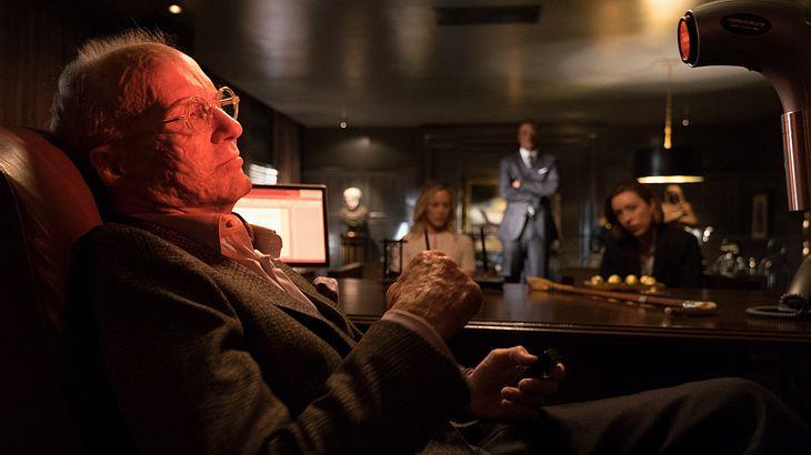 """William Hurt als Erzfeind Cooperman in der Amazon-Prime-Serie """"Goliath"""""""