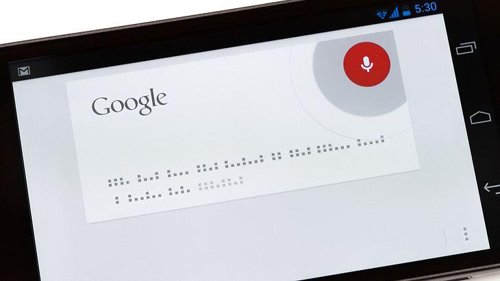 Google speichert offenbar alle in die Sprachsuche eingesprochenen Worte ab - und darüber hinaus