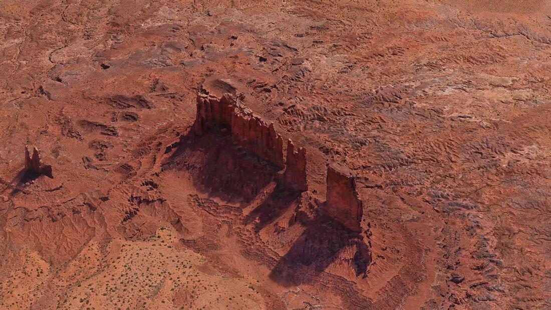 Noch genauere 3-D-Bilder bei Google Earth