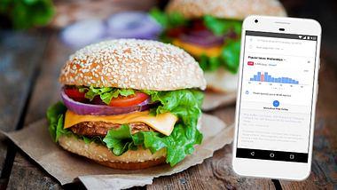 Google Maps sagt dir jetzt, wann du in deinem Lieblingsrestaurant nicht anstehen musst - Foto: iStock/ehaurylik/Google/ Montage: Männersache