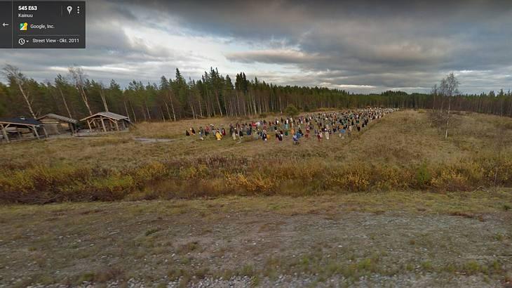 Zombiealarm in Finnland?