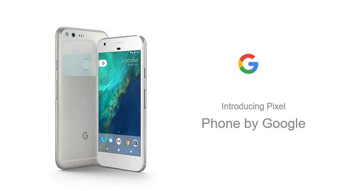 Google-Phone Pixel geleakt