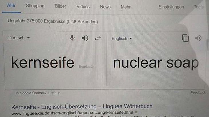 Die epischsten Google Translate Fails