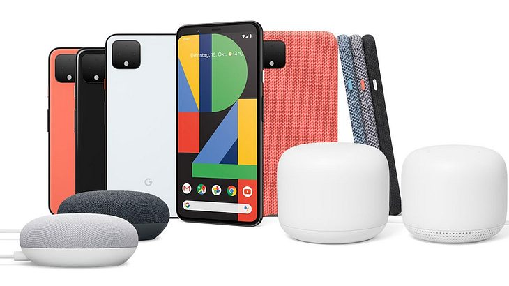 Google launcht drei neue Hardware-Produkte in Deutschland