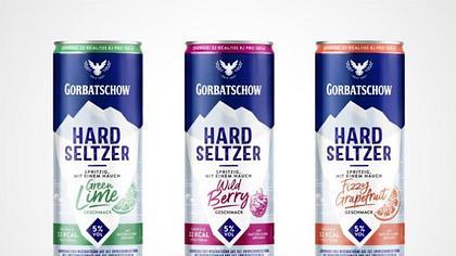 Gorbatschow Hard Seltzer - Foto: Henkell Freixenet