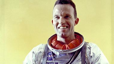 Wie dieser Astronaut versunkene Schätze aus dem Weltall entdeckte - Foto: Getty Images / NASA