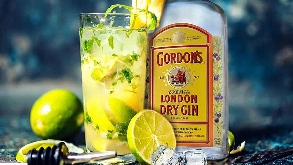 Gordon's Gin - gut muss nicht immer teuer sein!