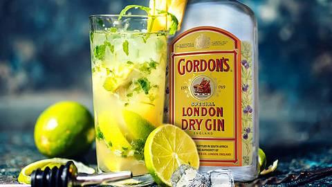 Gordons Gin - gut muss nicht immer teuer sein!