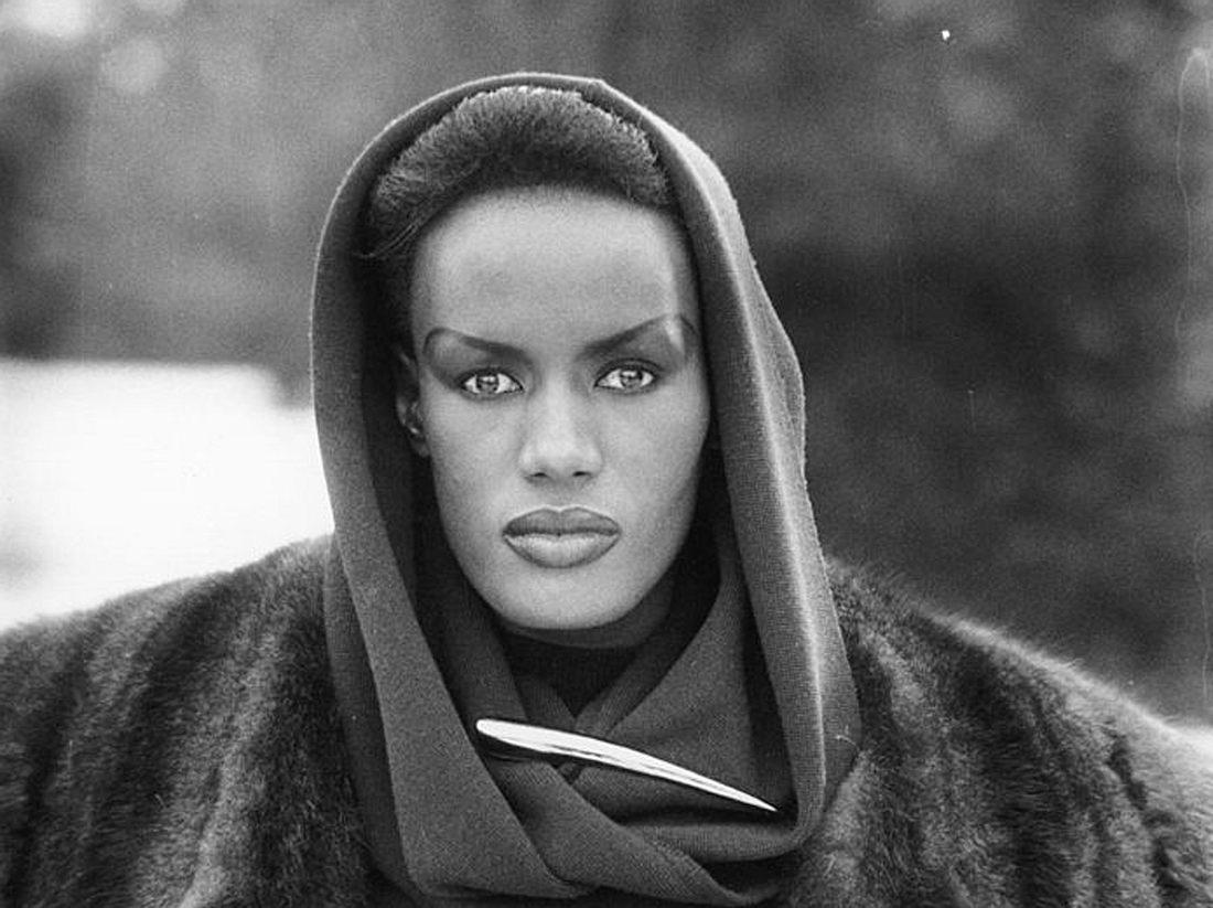 Grace Jones 1985