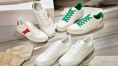 Green Sneaker: Aldi bringt klimaneutralen Schuh auf den Markt