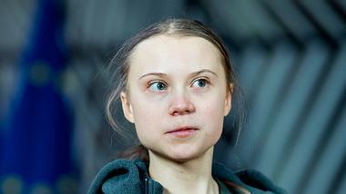 Greta Thunberg - Foto: Getty Images / KENZO TRIBOUILLARD
