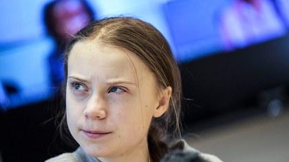 Kohle fürs Klima: Greta Thunberg meldet Markenrechte an!