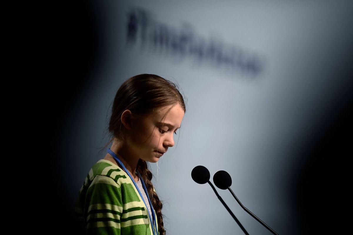 Klimaaktivisten stinksauer: Greta Thunberg als Kostümtrend