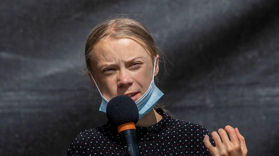 Greta Thunberg - Foto: Getty Images / Maja Hitij