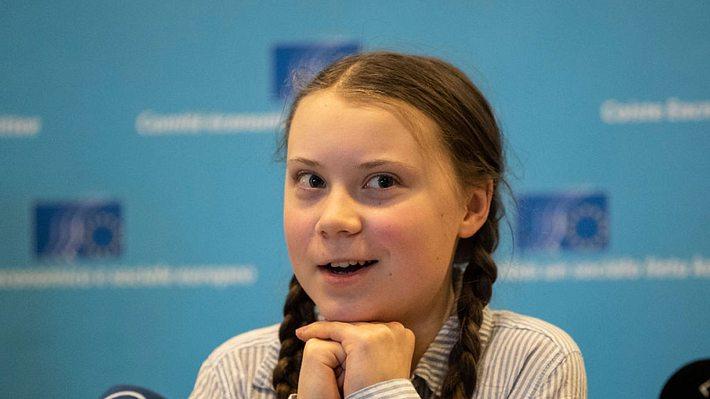 Greta Thunberg - Foto: Getty Images/Maja Hitij