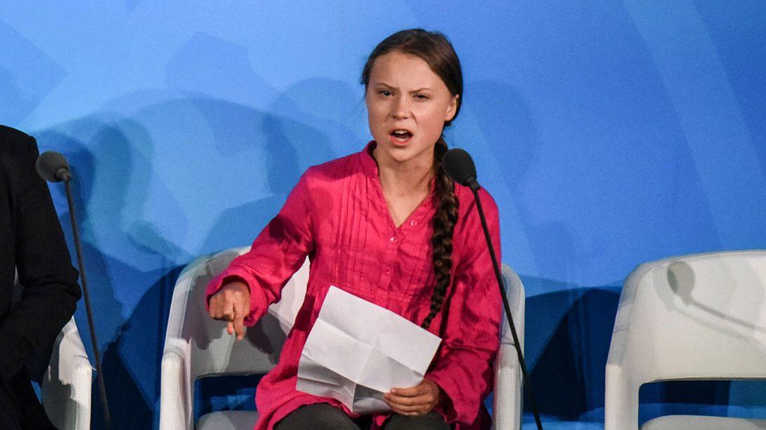 Greta Thunberg - Foto: Getty Images/Stephanie Keith