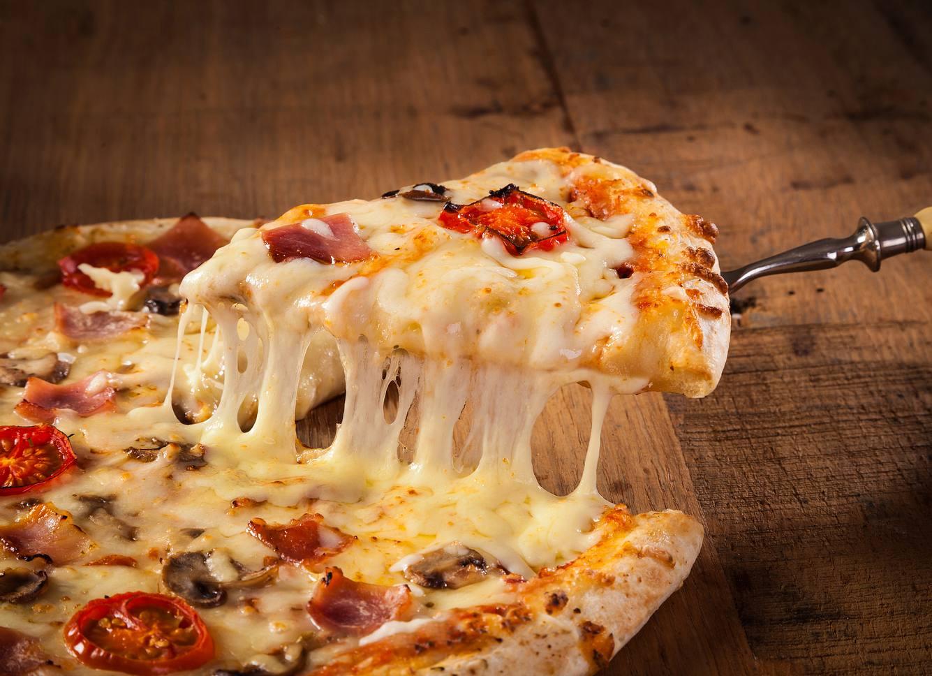 Grillpizza