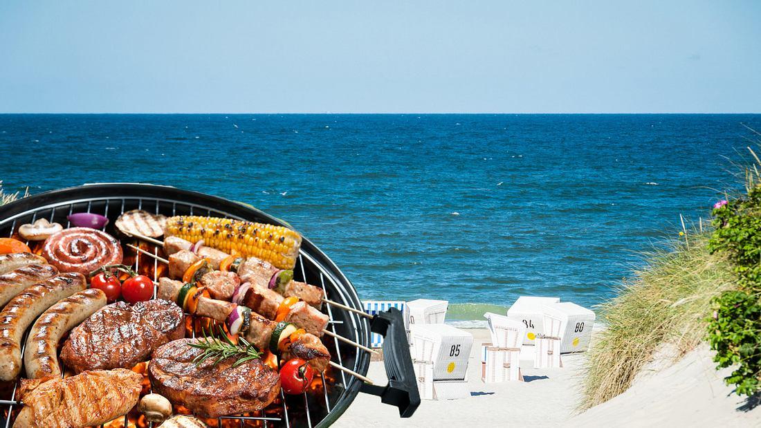 Die schönsten Grillplätze an der Ostsee