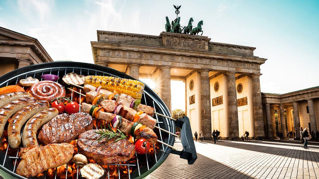 Die schönsten Grillplätze in Berlin
