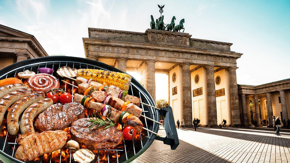 Hier findest du die besten Plätze, um in Berlin zu grillen