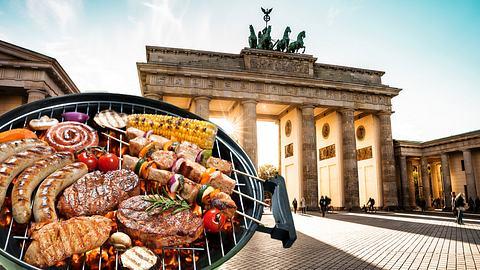 Hier findest du die besten Plätze, um in Berlin zu grillen - Foto: iStock / Leonardo Patrizi, AlexRaths