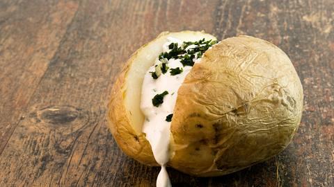 Grillkartoffel - Foto: iStock / nilsz