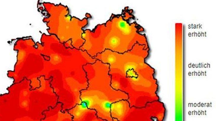 Yamagata-Virus legt Deutschland lahm - bereits 120.000 Menschen erkrankt